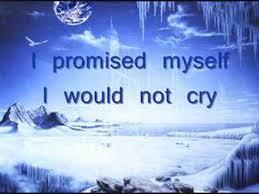 i wont cry7